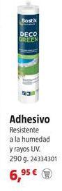 Oferta de Adhesivos bostik por 6,95€