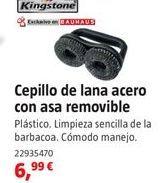 Oferta de Accesorios para barbacoa por 6,99€