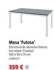 Oferta de Mesa de terraza por 359€
