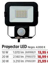 Oferta de Proyector led por 13,95€