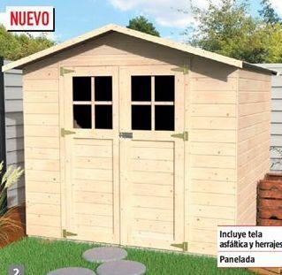 Oferta de Caseta de jardín por 475€