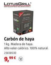 Oferta de Carbón por 9,99€