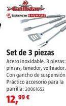Oferta de Utensilios de cocina por 12,99€