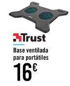 Oferta de Base ventilada para portátiles  por 16€