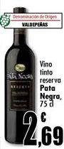 Oferta de Vino tinto Pata Negra por 2,69€