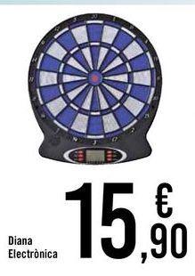 Oferta de Diana Electrónica por 15,9€