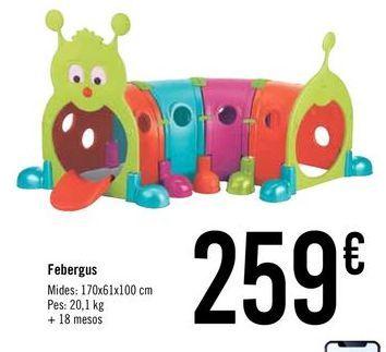 Oferta de Febergus por 259€