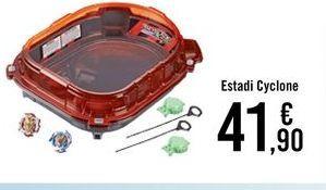 Oferta de Estadio Cyclone por 41,9€