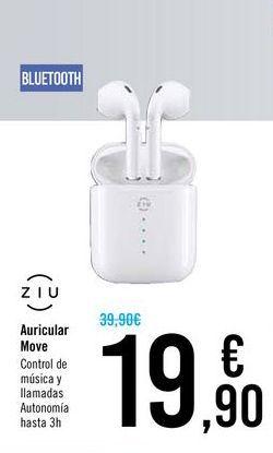 Oferta de Auricular Move ZIU por 19,9€