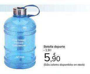 Oferta de Botella deporte por 5,9€