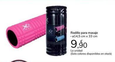 Oferta de Rodillo para masaje por 9,9€