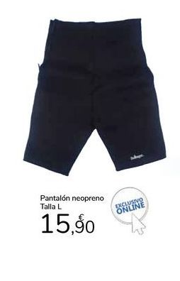 Oferta de Pantalón neopreno por 15,9€