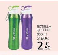 Oferta de Botella Quittin por 2,5€