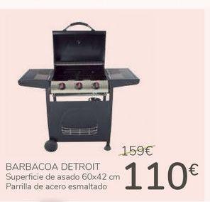 Oferta de Barbacoa Detroit por 110€