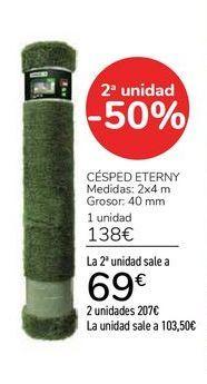 Oferta de Césped Eterny por 138€