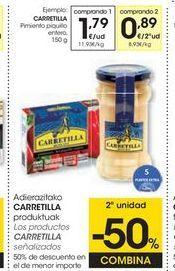 Oferta de Pimientos del piquillo Carretilla por 1,79€