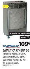 Oferta de Estufas campingaz por 109€