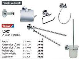 Oferta de Accesorios para baño tesa por 9,95€