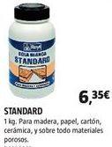 Oferta de Cola blanca standard por 6,35€
