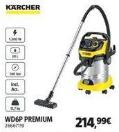 Oferta de Aspirador Kärcher por 214,99€