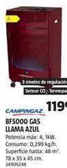 Oferta de Estufas campingaz por 119€