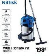 Oferta de Aspirador Nilfisk por 198€