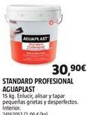 Oferta de Plaste para rellenar standard por 30,9€