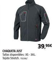 Oferta de Chaqueta por 39,95€