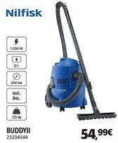 Oferta de Aspirador Nilfisk por 54,99€