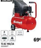 Oferta de Generador Einhell por 69€