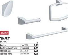 Oferta de Accesorios para baño Tatay por 3,95€