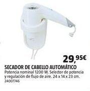 Oferta de Secador por 29,95€