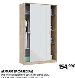 Oferta de Armarios por 154,99€