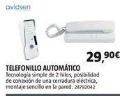 Oferta de Telefonía por 29,9€