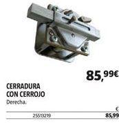 Oferta de Cerradura por 85,99€