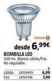Oferta de Bombilla led por 6,99€