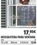 Oferta de Mosquiteras por 17,95€