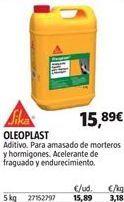 Oferta de Mortero sika por 15,89€