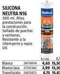 Oferta de Silicona Quilosa por 4,65€