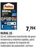 Oferta de Adhesivos Pattex por 7,75€