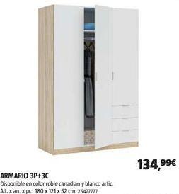 Oferta de Armarios por 134,99€
