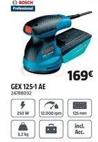 Oferta de Lijadora Bosch por 169€