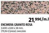 Oferta de Encimera de cocina por 21,99€