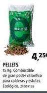 Oferta de Saco de pellets por 4,25€