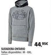 Oferta de Sudadera por 44,95€