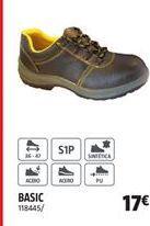 Oferta de Zapatos de seguridad por 17€