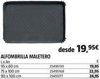 Oferta de Accesorios por 19,95€