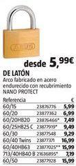 Oferta de Candado por 5,99€
