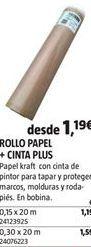 Oferta de Herramientas de pintura por 1,19€
