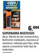Oferta de Masilla ceys por 6,49€